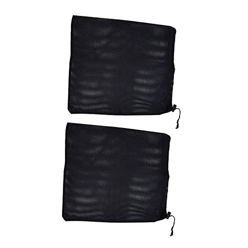 litulituhallo Sac de filtration pour pompe à bassin - Grand filet - Accessoire de maison - 30 x 40 cm
