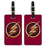 The Flash TV Series Logo Luggage ID Tags...