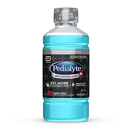 Pedialyte Advancedcare Plus Electrolyte...