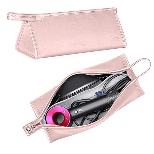 Kyrio Bolsa de almacenamiento impermeable para secador de pelo compatible con Dyson Supersonic Dryer Bolsa de almacenamiento portátil de viaje, bolsa de almacenamiento portátil a prueba