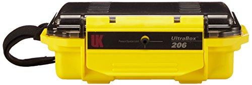 UK Lights 219712 Ultrabox 206 Boîte 17 cm 0,6 l Jaune