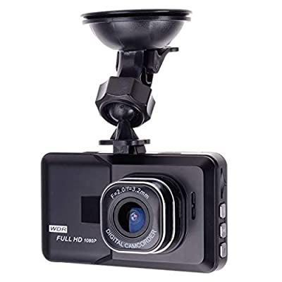 XIANWEI Car Driving DVR Recorder,Parking Monitor,Full HD Car Camera,Full HD 1080P 3 Inch IPS Screen Driving Recorder from XIANWEI