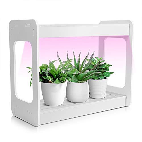 Led Pflanzenlampe Vollspektrum Pflanzenlicht Pflanzenleuchte Wachstumslampe Grow Lampe Zimmerpflanzen für Sämlinge und Sukkulenten