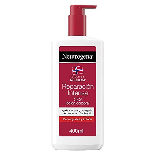 Neutrogena Loción Corporal Reparación Intensa, Piel Seca, 400 ml