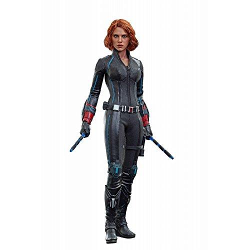 Avengers Age of Ultron Figure Movie Masterpiece 1/6 Black Widow 28 cm Hot Toys