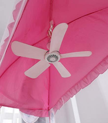 hdfj12138 MoskitonetzeKind Moskitonetz Prinzessin rosa Kind Mädchen 80 rosa Prinzessin Haushalt Drop Net-80x160 blau