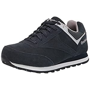 Reebok Work Men's Leelap RB1975 Safety Shoe,Blue,10.5 M US