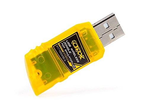 HobbyKing Orange Rx DSMX/DSM2 USB Dongle for Flight Simulator
