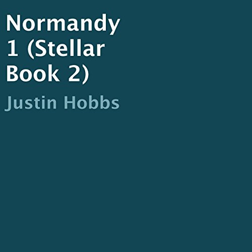Normandy 1 audiobook cover art