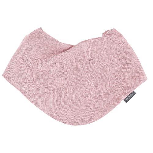 Sterntaler Baby Jungen Mädchen Dreieckstuch Jersey, Größe:2, Farbe:rosa melange (703)