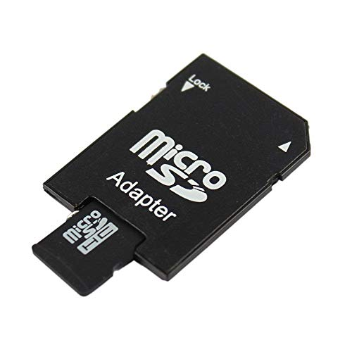 Eastern Computers - Micro SD SDHC TF to Standard SD Memory Card Converter Adaptor Card