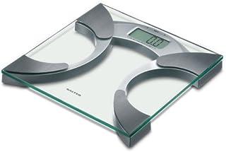 Salter 9180 Body Fat, Body Water Glass Scale