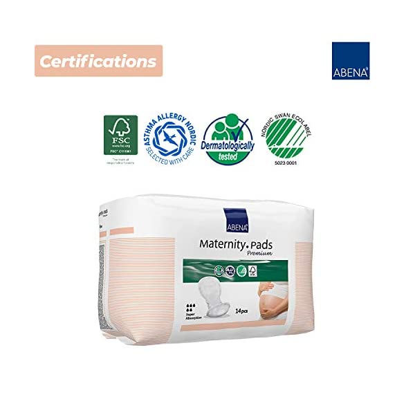 Abena Soft Disposable Maternity Pads After Delivery India