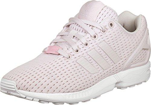adidas Damen ZX Flux Sneakers, Rosa (Icepur/Icepur/Ftwwht), 39 1/3 EU