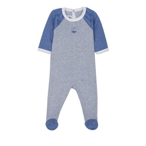 Petit Bateau – blauw [maat: 86 cm]