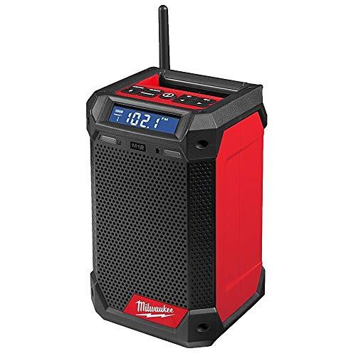 Milwaukee M12RCDAB+0 12v Cordless Dab Radio Charger Unit Only