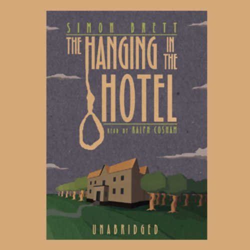 The Hanging in the Hotel audiobook cover art