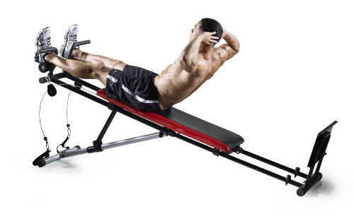 Product Image 9: Weider Ultimate Body Works Black/Red, Standard