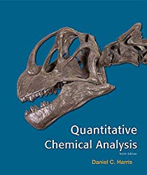Quantitative Chemical Analysis : Daniel C. Harris