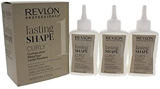 Revlon Revlon Lasting Shape Curly Natural Hair Lotion - # 1 for Unisex 3 x 3.3 oz Lotion, 3 count