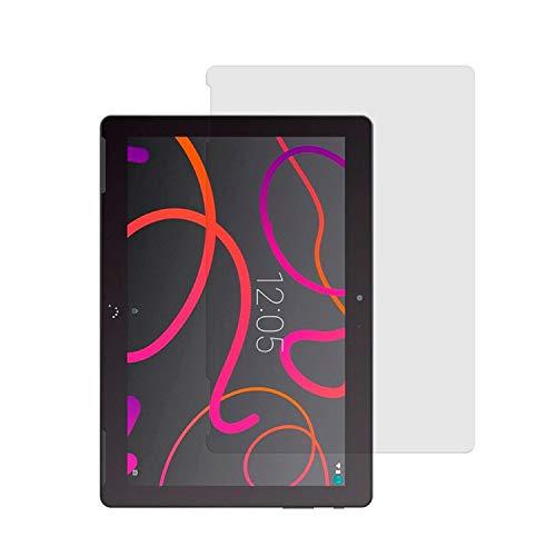 Todotumovil Protector de Pantalla BQ M10 de Cristal Templado Vidrio 9H para Tablet
