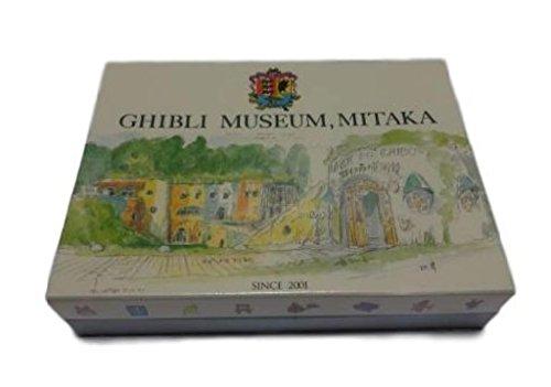 ジブリ美術館限定 イメージ ポストカードセット