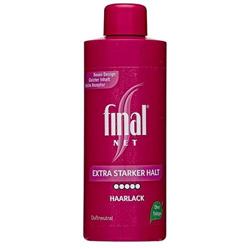 Final Net Haarlack extra starker Halt 125 ml Nachfüller