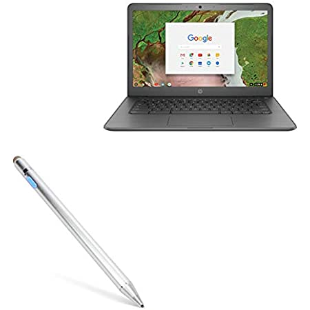 Laptop PC 14-dk0001nf 14 Broonel Grey Fine Point Digital Active Stylus Pen Compatible with The HP