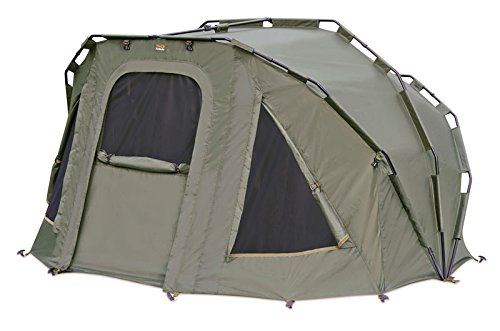 TF Gear SCOUT 2 MAN CARP FISHING BIVVY - LARGE, SPACIOUS WATERPROOF SHELTER