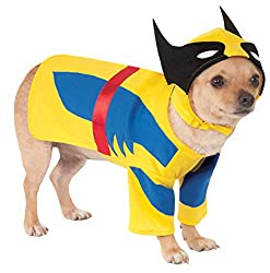 X-Men suit Costumes For Dogs
