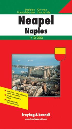 Freytag Berndt Stadtpläne, Neapel (Maps & Atlases)