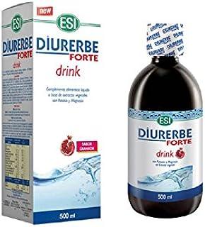 ESI Diurerbe Forte Fluido Sabor GranadaComplemento Alimenticio - 500 ml
