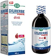 Esi Diurerbe Forte Drink Integratore Alimentare Melograno 500 ml Estimated Price : £ 14,40
