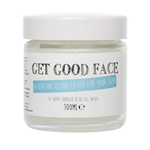 Get Good Face – Aceite de oliva orgánico ozonado – 100 ml – Whytheface **Back in Stock December 2019**