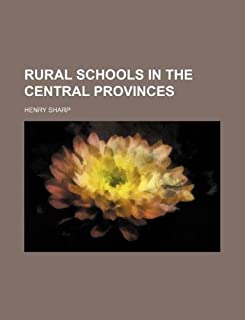 Rural Schools in the Central Provinces
