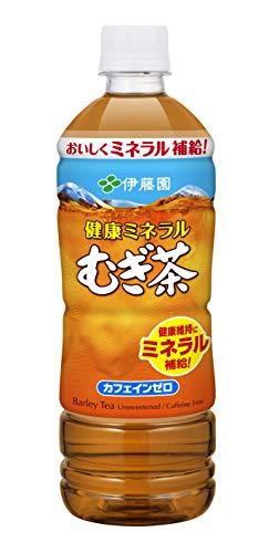 伊藤園 健康ミネラルむぎ茶 650ml×24本