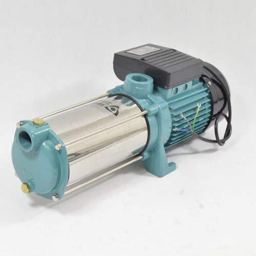 Gartenpumpe MH2500 INOX - 2,5kW - 230V - 6000 L/h - 8,6bar Kreiselpumpe 100l/min