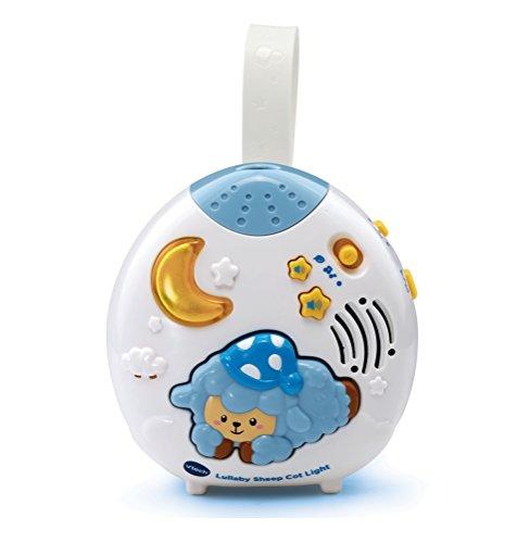 VTech Lullaby 508703 Lampe pour Berceau en Forme de Mouton