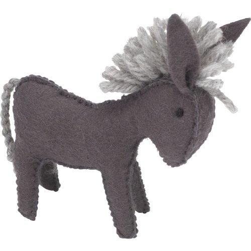 Coccinelle 524096 âne, feutre