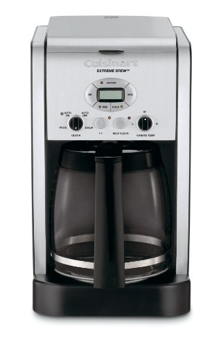 Image of Cuisinart DCC-2650 Brew Central 12-Cup Programmable Coffeemaker: Bestviewsreviews