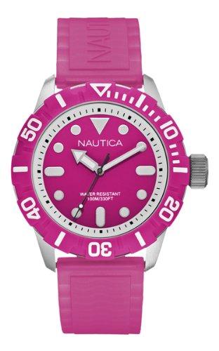 Nautica A09607G - Reloj analógico de Cuarzo Unisex