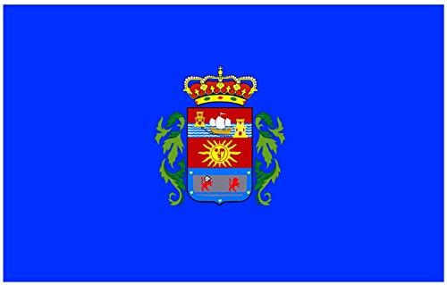 magFlags Bandera Large Corvera | Corvera, en Asturias España | Bandera Paisaje | 1.35m² | 90x150cm