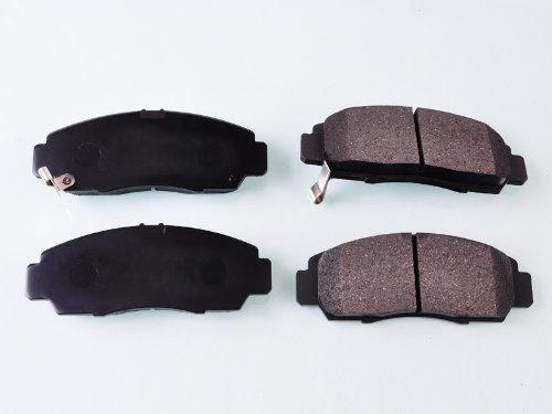 wotefusi Front Brake Pads Set pour Civic Hatchback VII 99-06 Stream 01 05 FR-V