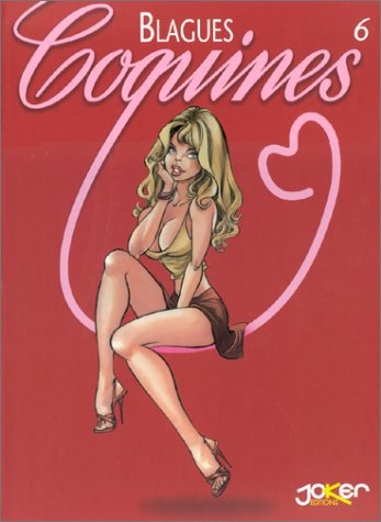 Blagues coquines, tome 6