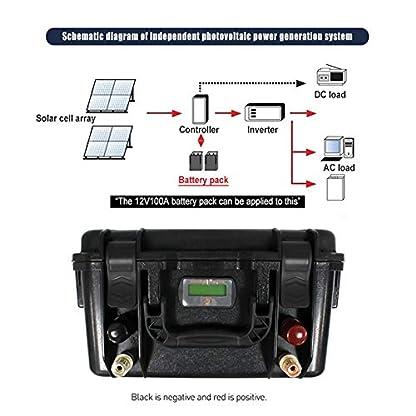 Lithium-Eisen-Phosphat-Batterie