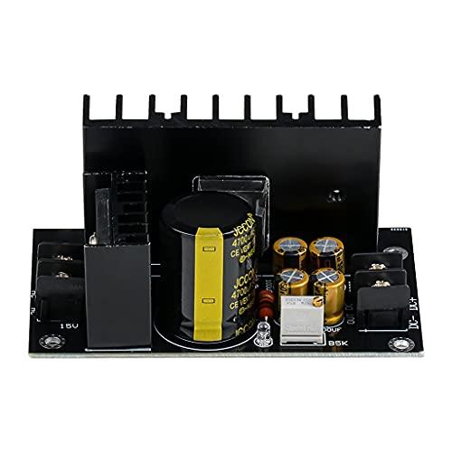 SBSNH Placa de Fuente de alimentación de Filtro rectificador 7a regulador de Voltaje de filamento de Amplificador de Tubo de Voltaje Ajustable AC 35v
