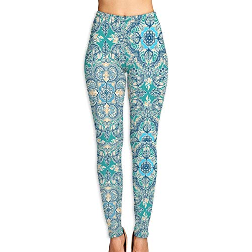 Sayla Pantalones Mujeres Leggings Verano Fitness Tallas Grandes Cintura Alta Pantalones Lino con Cord/óN Pantalones Playa Pantalones Sueltos Color S/óLido Bolsillos Casual Suave C/óModo