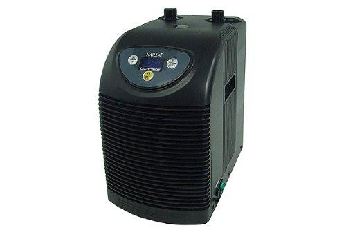 Durchlaufkühler Hailea Ultra Titan 150 (HC130=110Watt Kälteleistung)