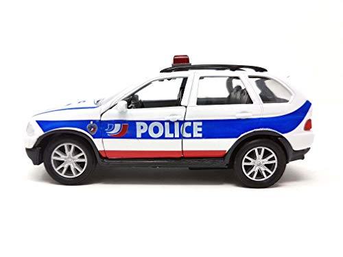 PLAYJOCS GT-3910 voiture de police française