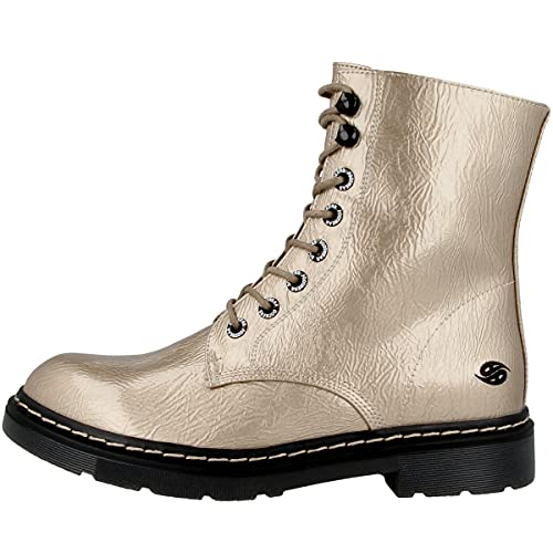 Dockers by Gerli Damen 45TS201 Ankle Boot, Rose Gold, 37 EU